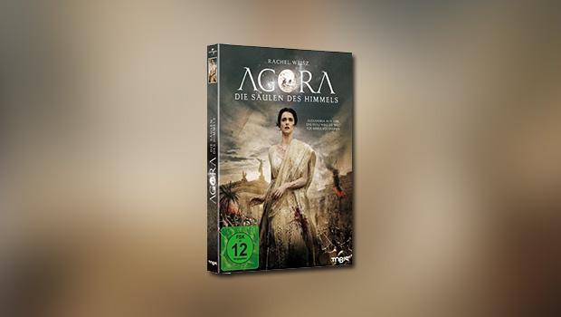 Agora – Die Säulen des Himmels (DVD)