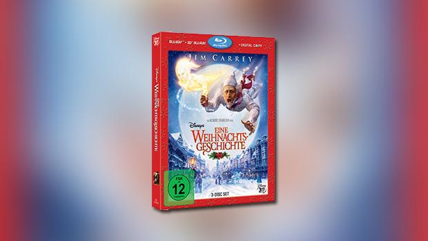 Disney's A Christmas Carol (3D-Blu-ray)