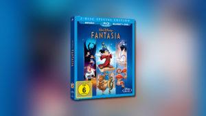 Fantasia (Platinum-Edition, Blu-ray)