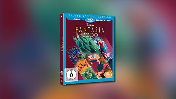 Fantasia 2000 (Special Edition, Blu-ray)