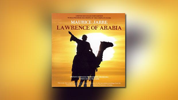 Lawrence of Arabia (Tadlow-Neueinspielung)