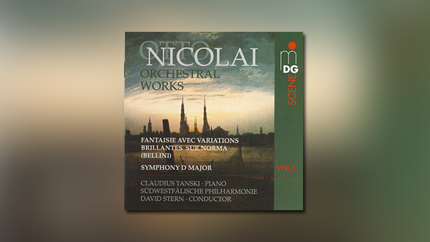 Nicolai: Sinfonie in D-Dur (Vol. 1)
