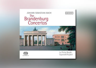Bach: Brandenburgische Konzerte (Kuijken)