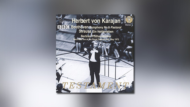 Herbert von Karajan conducts (Beethoven/Strauss)