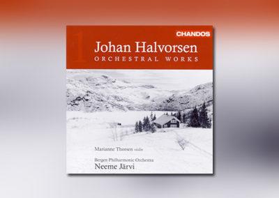 Halvorsen: Orchestral Works, Vol. 1