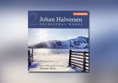 Halvorsen: Orchestral Works, Vol. 2