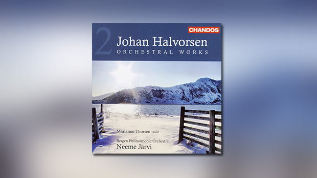 Halvorsen: Orchestral Works, Vol. 2