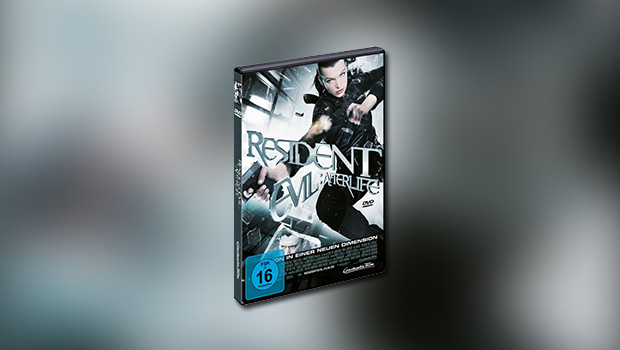 Resident Evil – Afterlife (DVD)