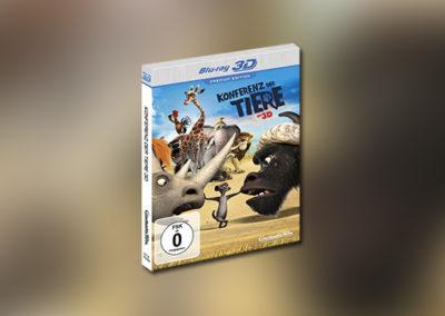 Konferenz der Tiere (3D-Blu-ray)