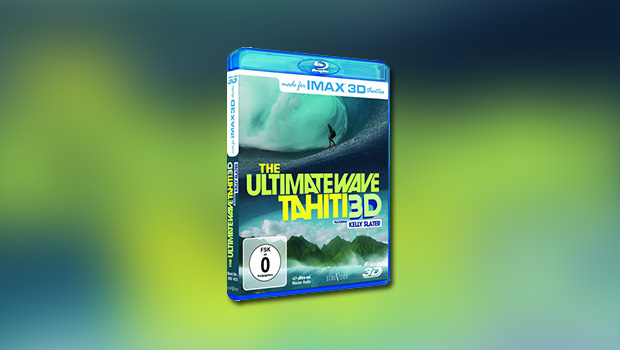 The Ultimate Wave Tahiti 3D (3D-Blu-ray)
