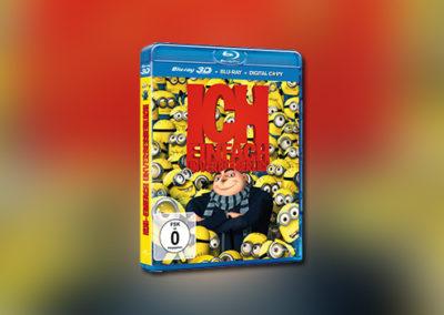 Ich – einfach unverbesserlich (3D-Blu-ray)