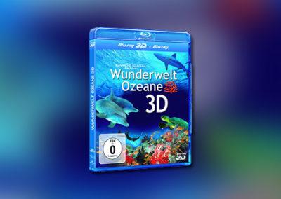 Wunderwelt Ozeane 3D (3D-Blu-ray)