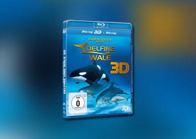Delfine und Wale 3D (3D-Blu-ray)