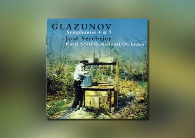 Glasunow: Sinfonien Nr. 4 & 7