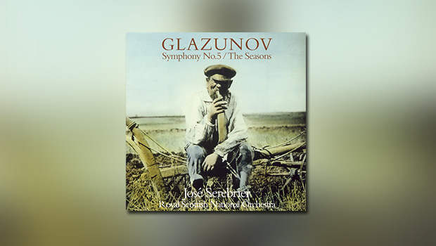 Glasunow: Sinfonie Nr. 5, The Seasons