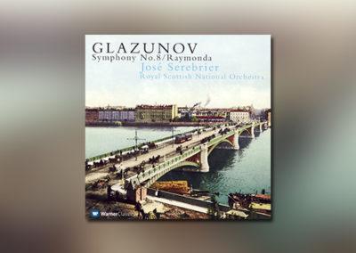 Glasunow: Sinfonie Nr. 8, Raymonda