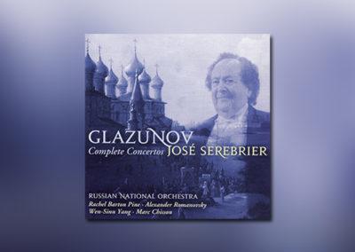 Glasunow: Sämtliche Solokonzerte