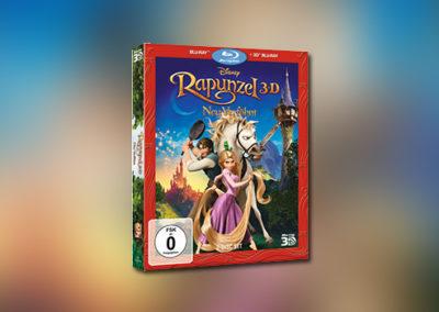 Rapunzel – Neu verföhnt (3D-Blu-ray)