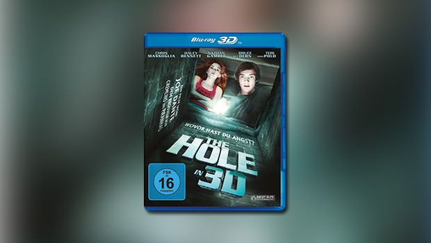 The Hole (3D-Blu-ray)