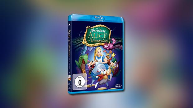 Alice im Wunderland (Disney 1951, Blu-ray)