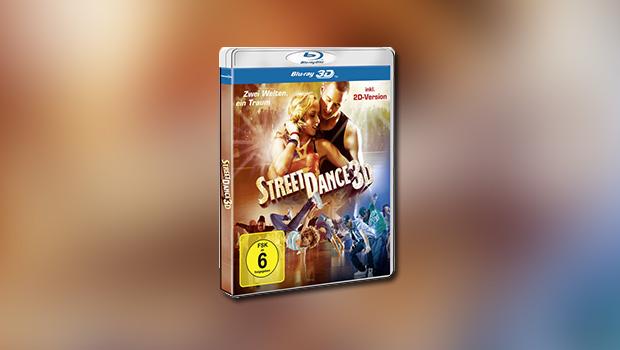 StreetDance 3D (3D-Blu-ray)