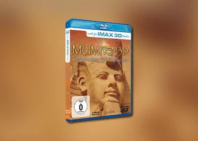 Mumien 3D – Geheimnisse der Pharaonen (3D-Blu-ray)