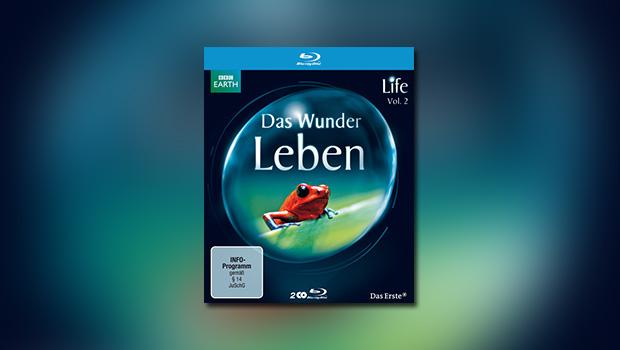 Life – Das Wunder Leben (Vol. 2, Blu-ray)