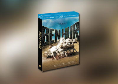 Ben Hur – Ultimate Collector's Edition (Blu-ray)