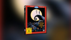 Nightmare before Christmas 3D  (3D-Blu-ray)