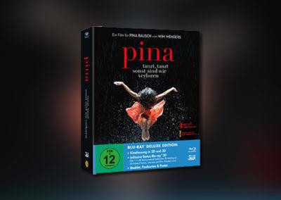 Pina – Ein Film für Pina Bausch von Wim Wenders (3D-Blu-ray)