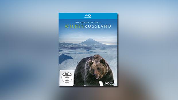Wildes Russland (Blu-ray)