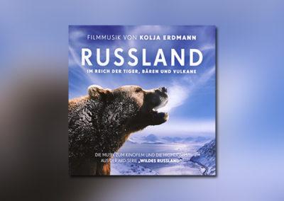 Russland – Im Reich der Tiger, Bären und Vulkane (CD)