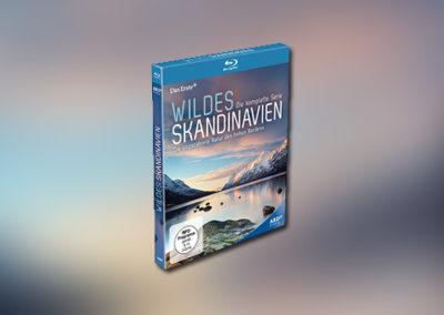 Wildes Skandinavien (Blu-ray)