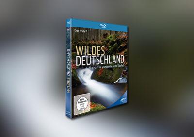 Wildes Deutschland: 1. Staffel (Blu-ray)