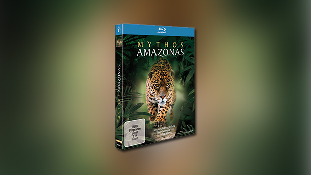 Mythos Amazonas (Blu-ray)
