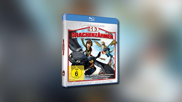Drachenzähmen leicht gemacht (3D-Blu-ray)