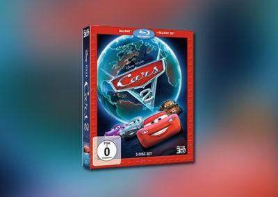 Cars 2 (3D-Blu-ray)