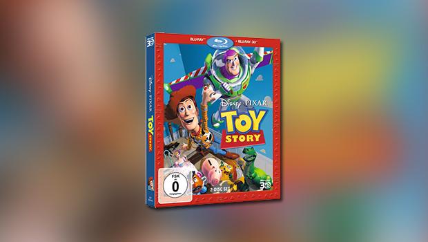 Toy-Story-Trilogie (3D-Blu-ray)