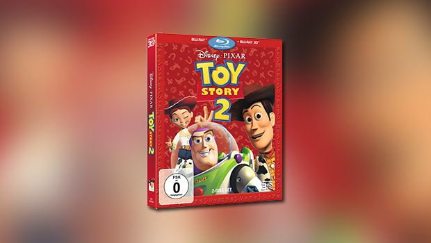 Toy Story 2 (3D-Blu-ray)
