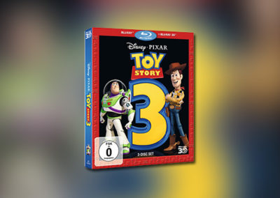 Toy Story 3 (3D-Blu-ray)