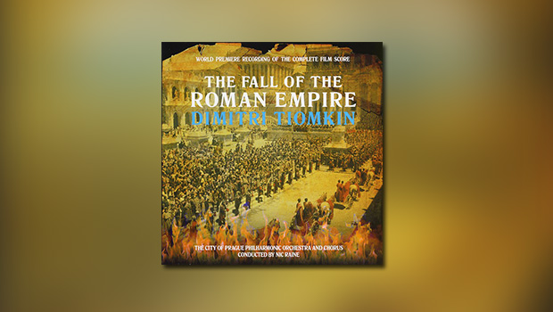 The Fall of the Roman Empire (Prometheus-Neueinspielung)