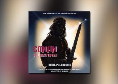 Conan the Destroyer (Prometheus-Neueinspielung)