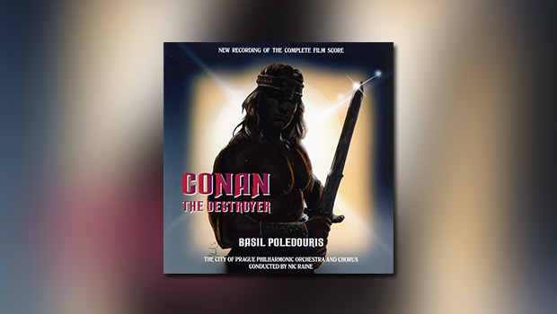 Conan the Destroyer (Prometheus-Neueinspielung)
