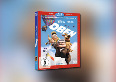 Up – Oben (3D-Blu-ray)