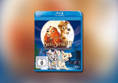 Susi und Strolch 2 (Blu-ray)