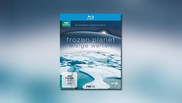 Frozen Planet — Eisige Welten (Blu-ray)
