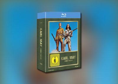 Winnetou-Trilogie (Blu-ray)