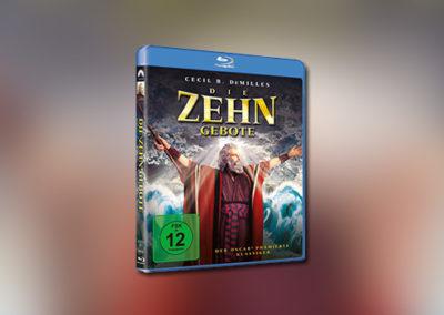 Die zehn Gebote (Blu-ray)
