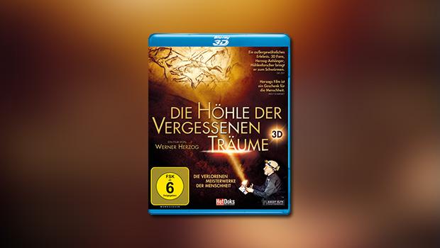 Die Höhle der vergessenen Träume (3D-Blu-ray)