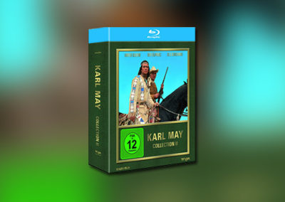 Karl-May-Collection II (Blu-ray)